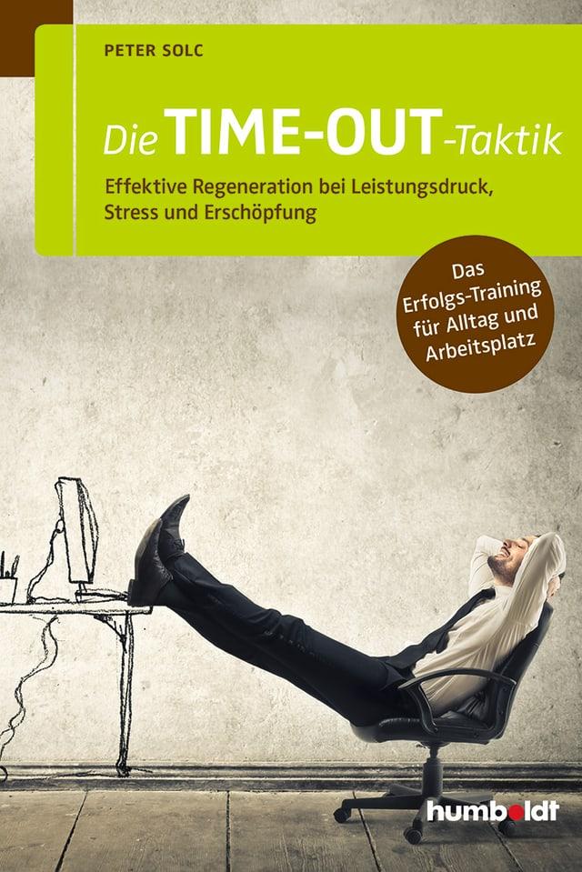 Buchtitel zu Effektive Regeneration bei Leistungsdruck, Stress und Erschöpfung.