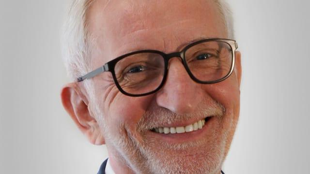 Porträtbild von Joachim Freiberg, CEO Radio Pilatus AG und Tele 1.