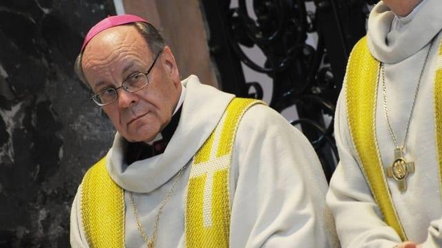 Der Churer Bischof Vitus Huonder.