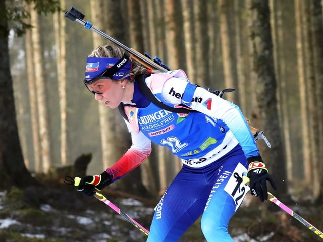 Elisa Gasparin.