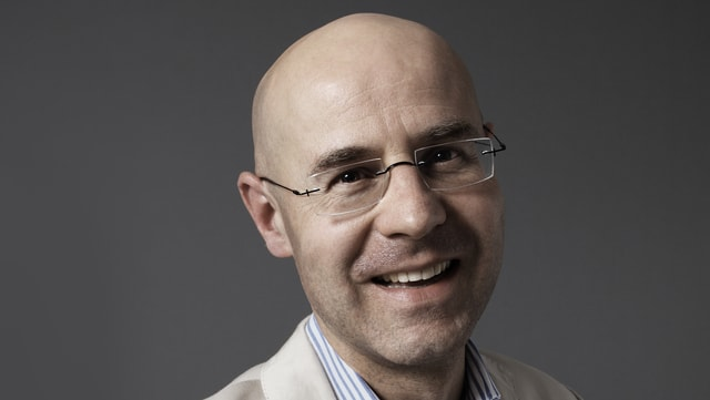 Porträt von Matthias Müller