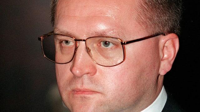 Botschafter Michail Wanin.