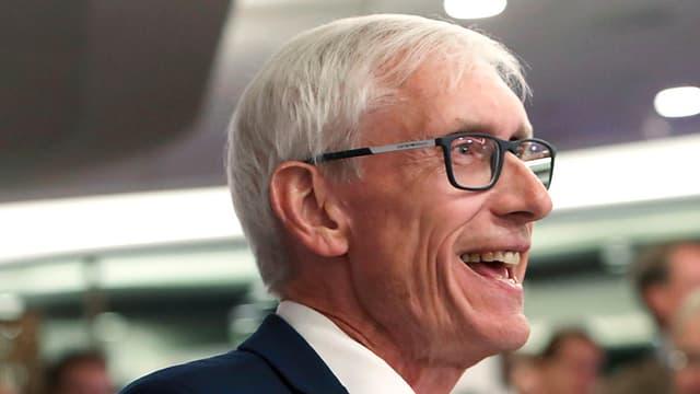 Tony Evers, Vorsteher des Bildungswesens in Wisconsin.