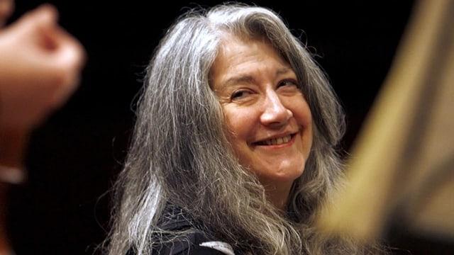 Martha Argerich: eine Löwin am Klavier mit weichem Kern