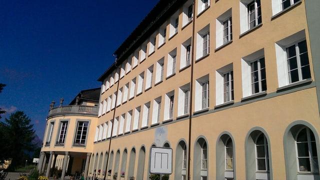 L'Institut Otalpin a Ftan.