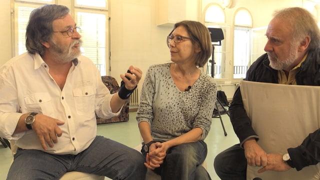 Video «Peter, Sue & Marc – Und die Sehnsucht nach einer heilen Welt» abspielen