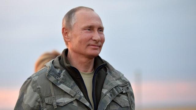 Wladimir Putin, il president da la Russia.