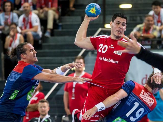 Schweizer Handballer