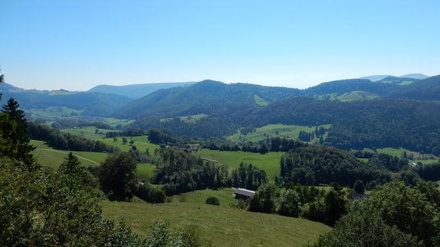 Der Naturpark Thal