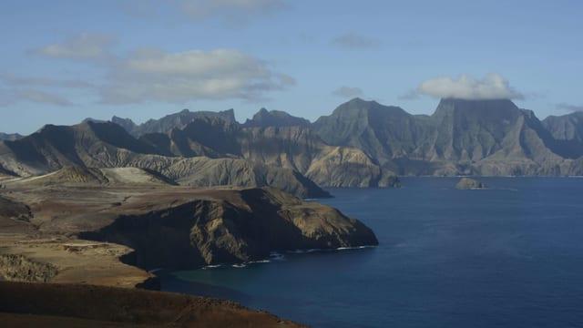 Felsige Insellandschaft