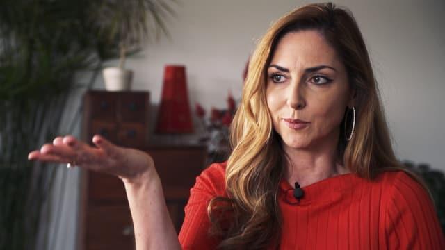 Video «Tamara Wernlis Spiel» abspielen
