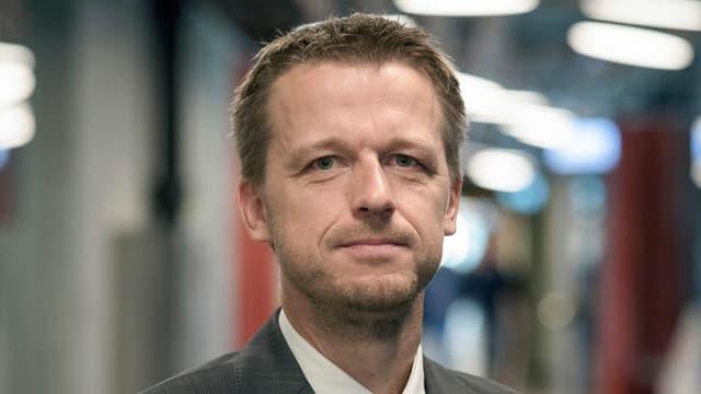 Purtret dad Ernst König.