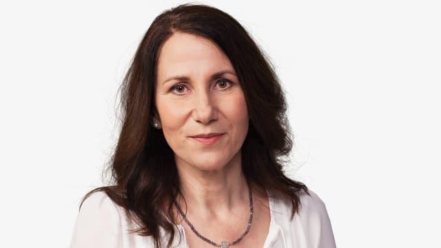 Elvira Stadelmann. Autorin und Produzentin.