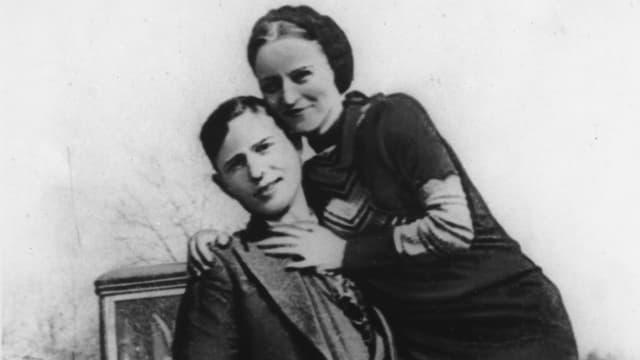 Die echten Bonnie & Clyde