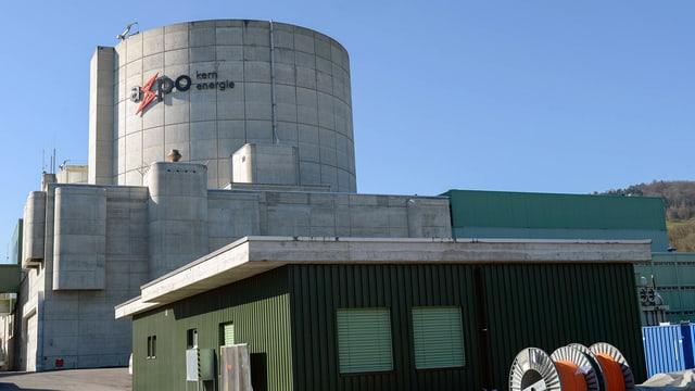 L'ovra atomara da Beznau.