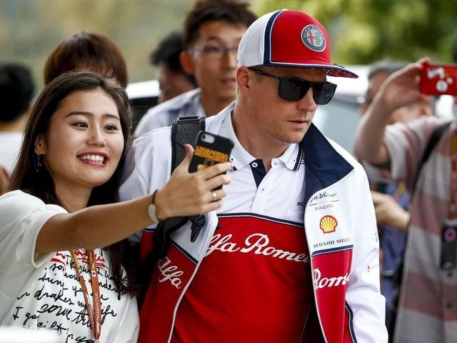 Kimi Räikkönen wird 40 - Ein Iceman als Dauerbrenner