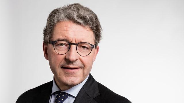 Heinz Brand duai daventar il 2021 il pli aut Svizzer.
