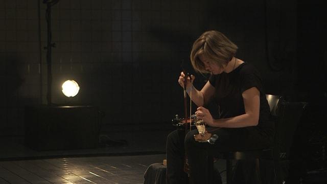Laschar ir video «Martina Berther va solo»