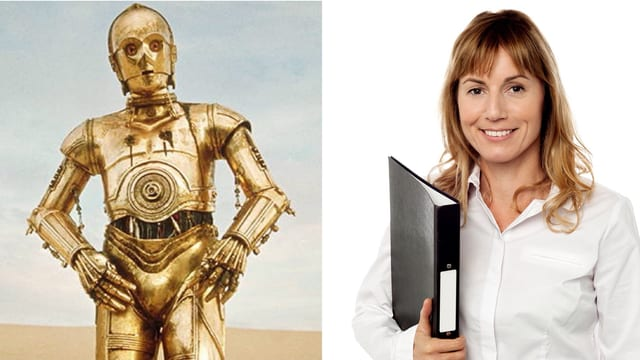 C3PO: Die fleissige Assistentin