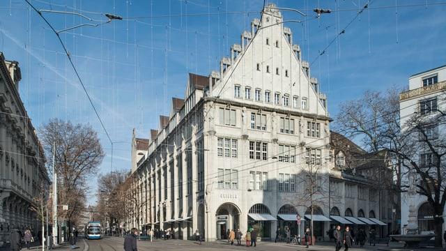 Griederhaus in Zürich