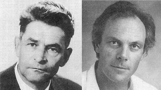 Flurin Darms (1918-2009) - Clo Duri Bezzola (1945-2004)