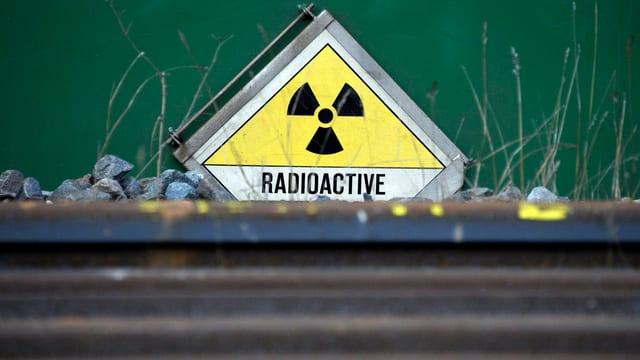 Radioaktives Material