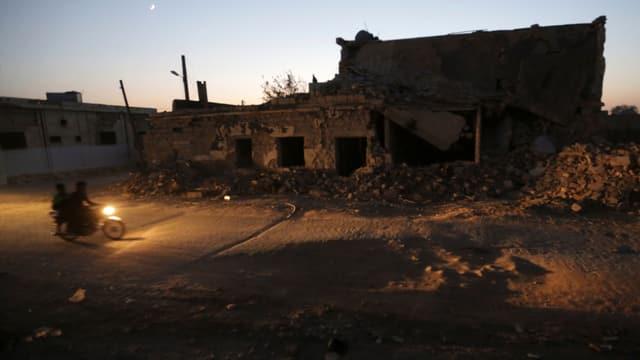 Leben im zerbombten Aleppo. Ein Ende der syrischen Katastrophe ist nicht in Sicht.