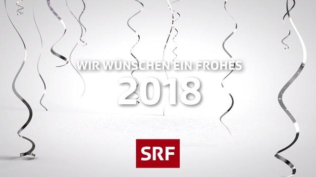 Video «Jahresübergang 2017/2018» abspielen