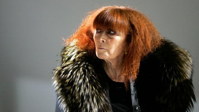 Modeschöpferin Sonia Rykiel