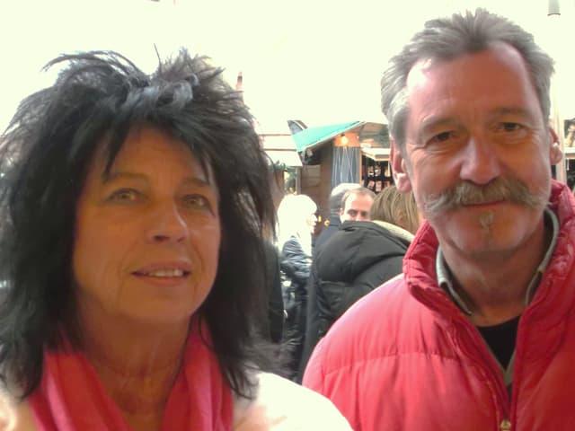 Ingeborg und Jürgen Braun