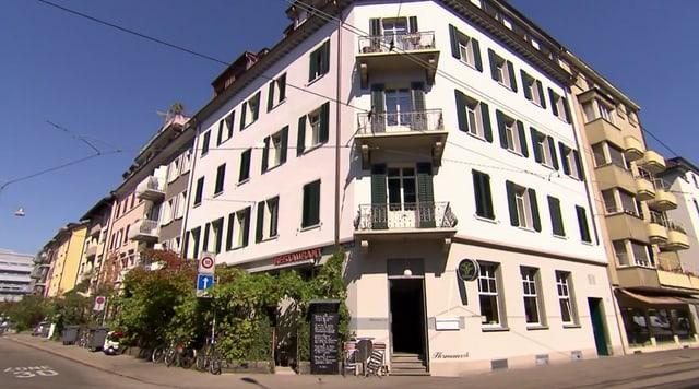 Video «Stadt Zürich – Tag 5 – Restaurant Hermanseck, Zürich» abspielen