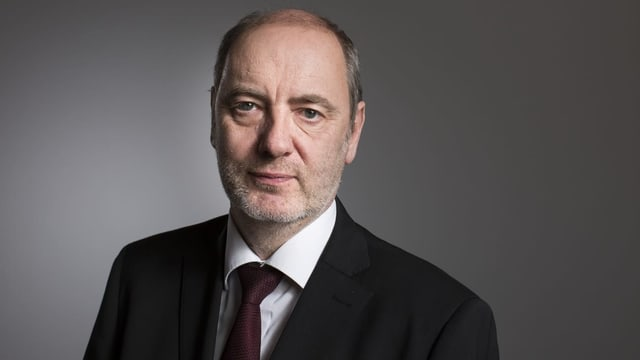 derschader federal Yves Donzallaz.