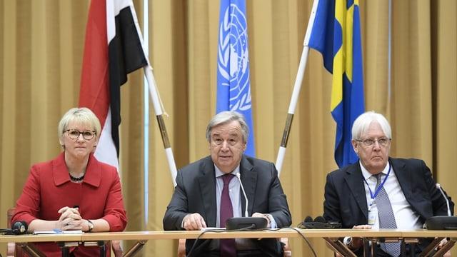 Friedensgespräche zum Jemen