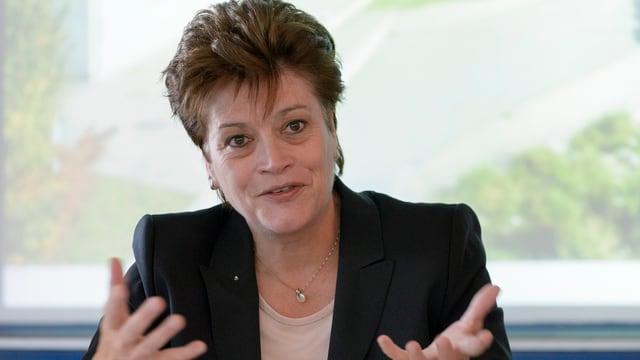 Porträt Silvia Steiner