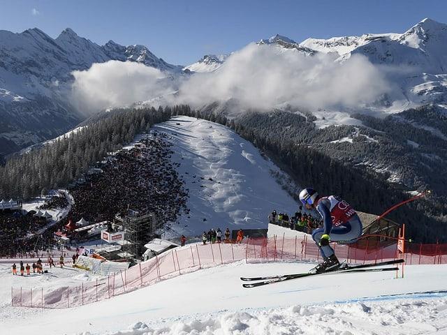 Für die Organisatoren der Lauberhornrennen gibt es wieder einmal gute Neuigkeiten.