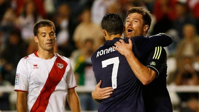 Die kleinen Teams der Primera Division haben gegen die Grossen wie Real Madrid das Nachsehen.
