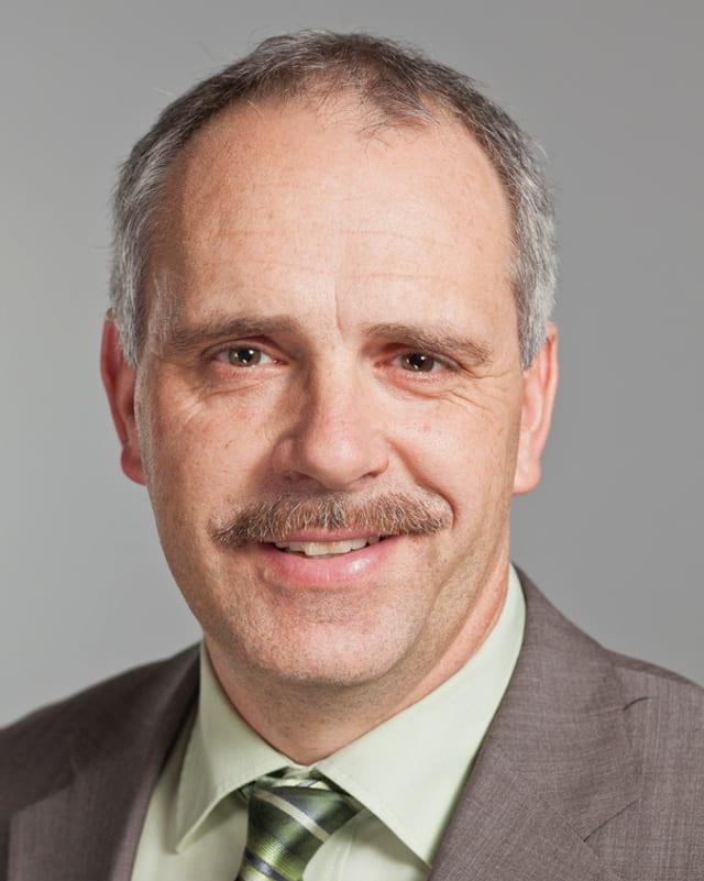 Portrait von Urs Schläfli