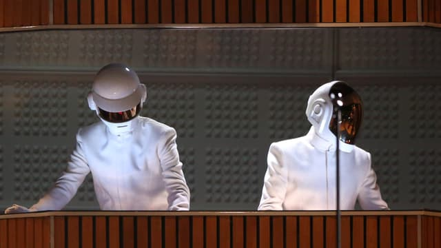 Video «Daft Punk - hinter der Maske» abspielen