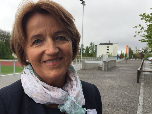 Renate Gautschy, Präsidentin Aarg. Gemeindeammänner