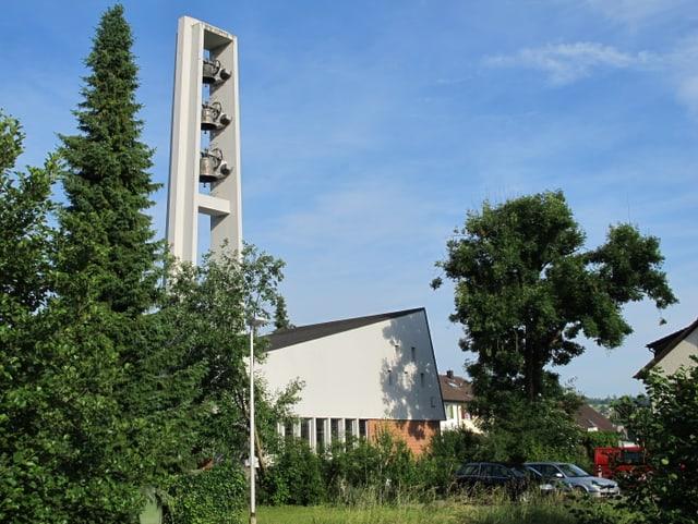 Kirche von Villmergen