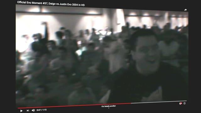 Das Publikum tobt.