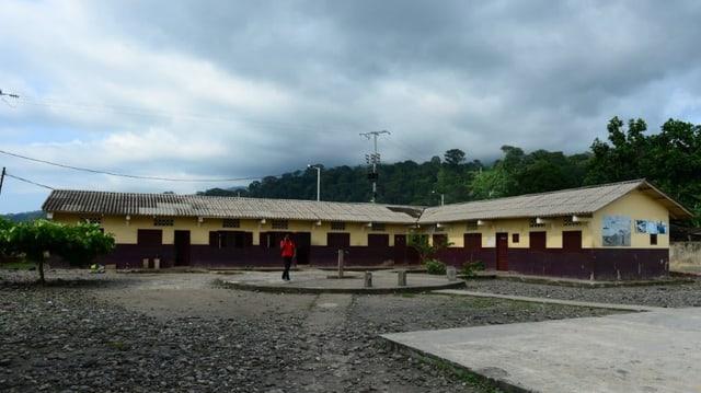Ina da las 10 scolas che la Fundaziun Waldhaus am See ha realisà ils davos 20 onns a Sao Tomé