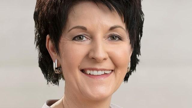 Sandra Kolly, Präsidentin der CVP des Kantons Solothurn.