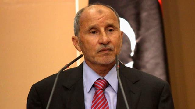 Mustafa Abdel Dschalil.