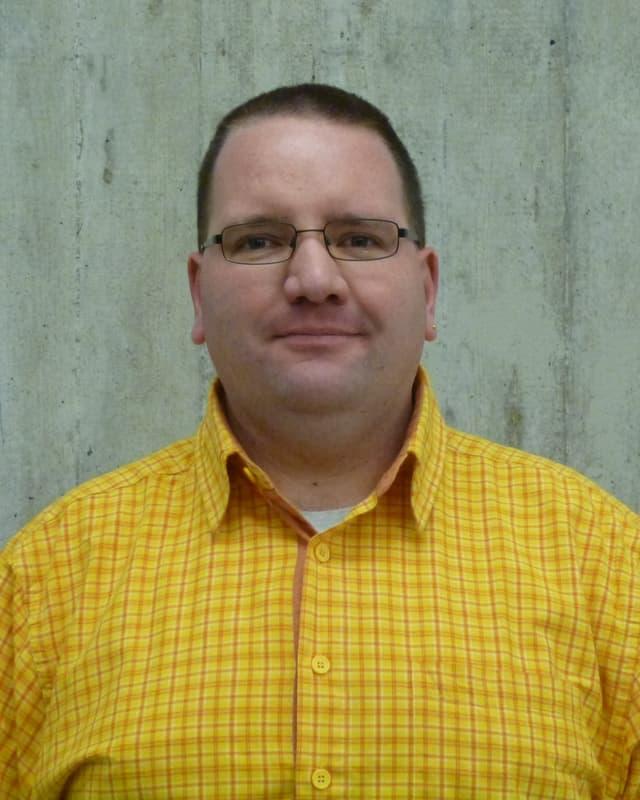Thomas Jauslin, Personalsachbearbeiter aus Riehen (BS)