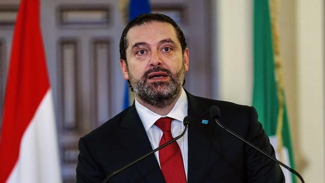 Der Libanon hat wieder eine Regierung