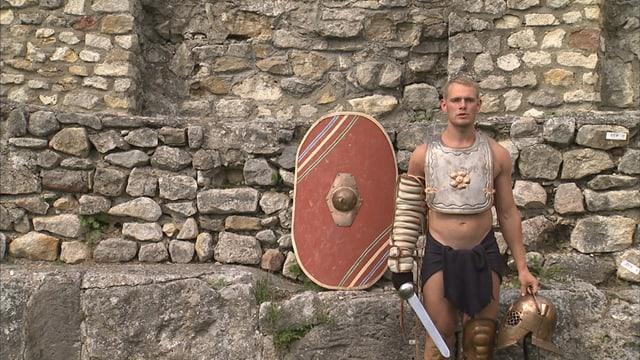 Video «Das Römer-Experiment: Wie wird man Gladiator? (6/8) Deutsch» abspielen