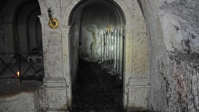 Kapelle innen.