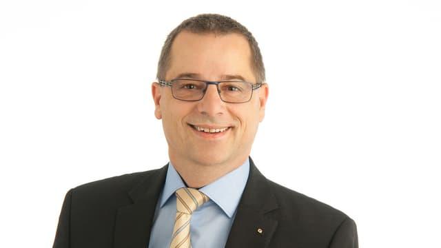 Daniel Oswald, Winterthurer Gemeinderat SVP