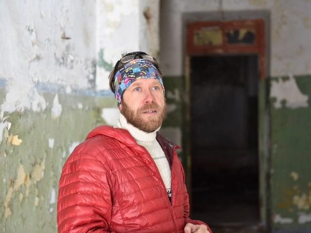 Jasinkov in der alten Kaserne